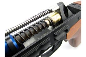 AIRSOFT PRO CENTER RING FOR MANUAL SVD