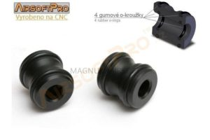 AIRSOFT PRO INNER BARREL SPACER, 22MM, 2 PCS