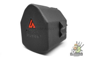 Airtech Studios Battery Extension units BEUs for KWA VM 6 Ronin PDW and TK45 PDW AEG - Black
