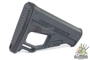 ARES Amoeba Pro Retractable Butt Stock for Ameoba & Ares M4 Series - Grey