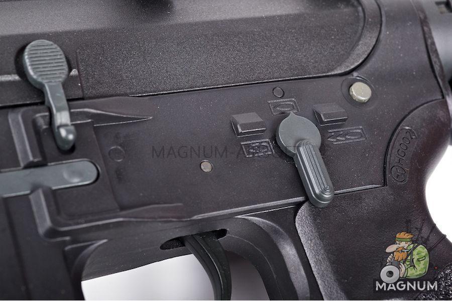 ARES Amoeba M4 CG-002 (AM-008) Electronic Firing Control System - BK