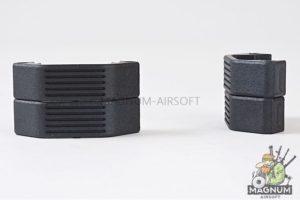 ARES M4 Handguard Half Unit (4pcs/set) - BK