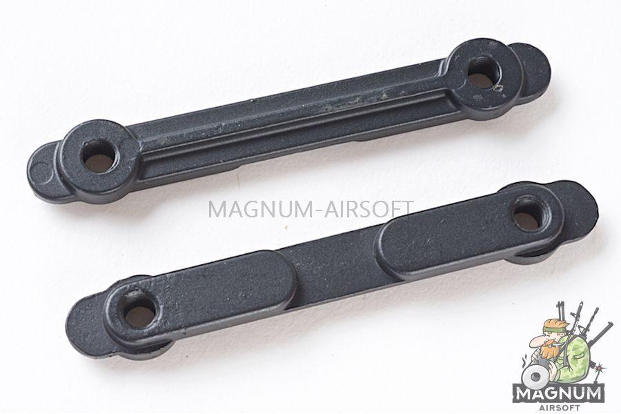 ARES M4 Handguard Rail (R-01 X 2 / Screw / Metal Piece X 2) - DE