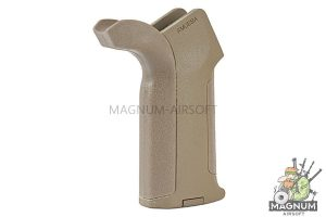 ARES Amoeba Pro Beavertail Backstrap Grip for Ameoba & Ares M4 Series - DE