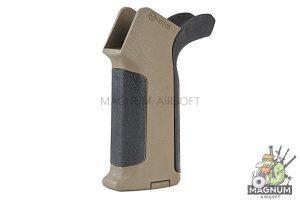 ARES Amoeba Pro Beavertail Backstrap Grip for Ameoba & Ares M4 Series - BK / DE