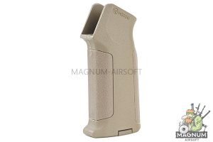 ARES Amoeba Pro Straight Backstrap Grip for Ameoba & Ares M4 Series - DE