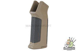 ARES Amoeba Pro Straight Backstrap Grip for Ameoba & Ares M4 Series - BK / DE