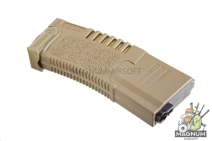ARES Amoeba 140 rds Magazines for M4/M16 AEG - DE