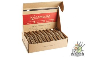 ARES Amoeba 140 rds S Class Box Set Magazines for M4/M16 AEG - DE (10pcs / Box)