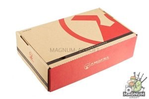 ARES Amoeba 140 rds S Class Box Set Magazines for M4/M16 AEG - DE (10pcs / Box)