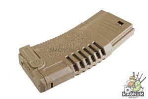 ARES Amoeba 300 rds Hi-Cap Magazines for M4/M16 AEG - DE