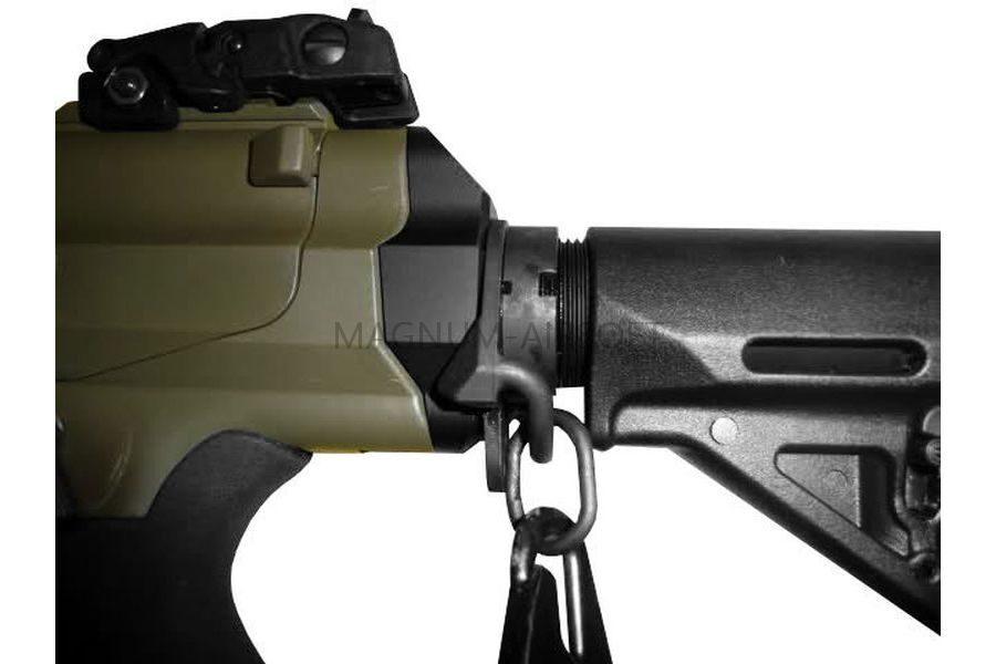 АНТАБКА НА ТРУБУ ПРИКЛАДА M4/M16 с основанием TD99091 TD120