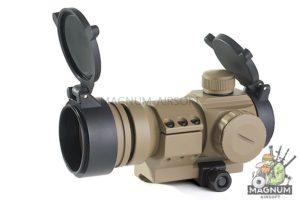 AIM M3 Red/Green Dot With L Shaped Mount - DE