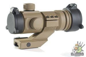 AIM M3 Red/Green Dot With Cantilever Mount - DE