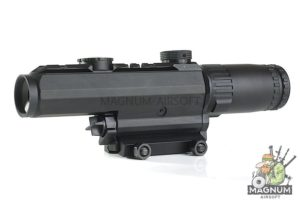 AIM 1-3X Tactical Scope - BK