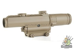 AIM 1-3X Tactical Scope - DE