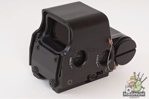 AIM XPS 2-0 Red / Green Dot & QD Mount - BK