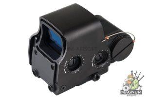 AIM XPS 3-2 Red/Green Dot & QD Mount - BK