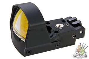 AIM DP Pro Red Dot Point Sight - Black