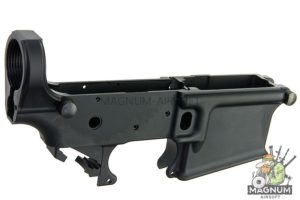 Alpha Parts Aluminium Lower Receiver (L119 Style) for Systema PTW M4 Series