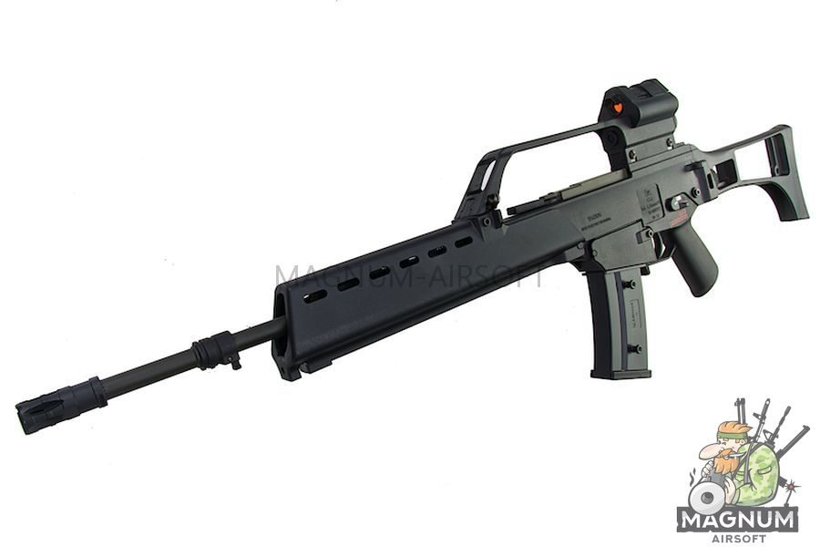 ARES AS36 AEG (Electric Fire Control System Version)
