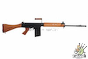 ARES L1A1 SLR Wooden Furniture Edition