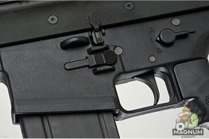 ARES SCAR-H (Electric Fire Control System Version) - BK