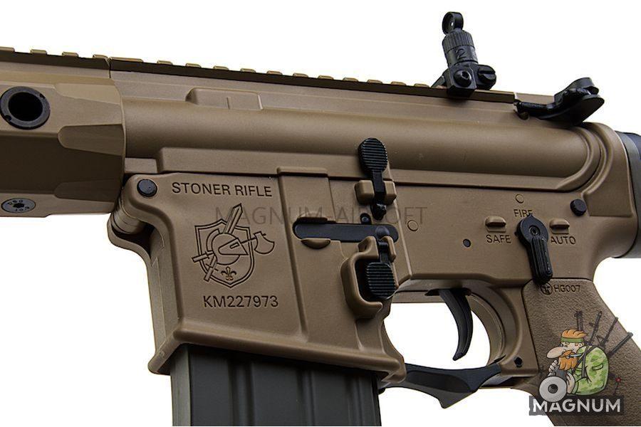 ARES SR16 AEG w/ EFCS Unit (Long / TAN)