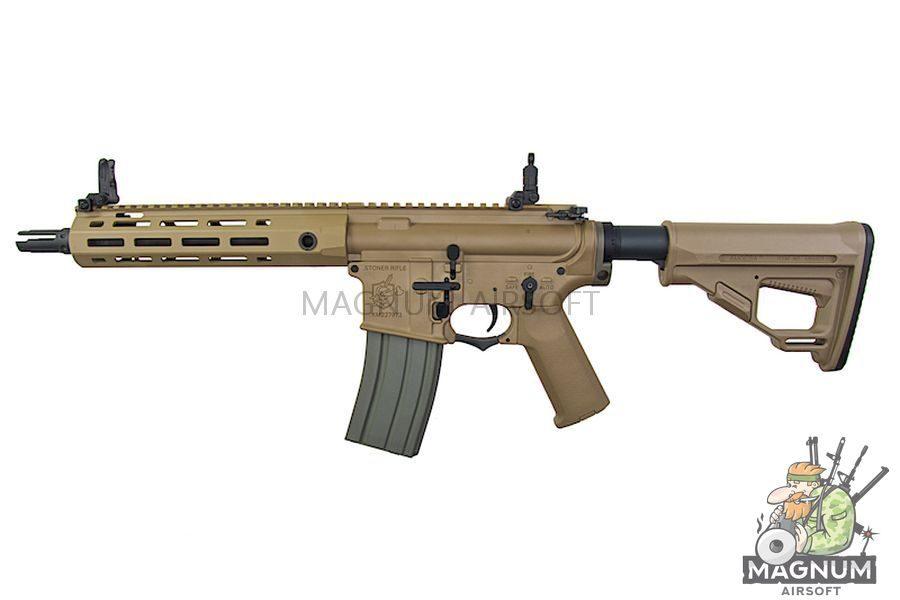 ARES SR16 AEG w/ EFCS Unit (Short / TAN)