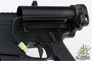 ARES M45X-S AEG (Short) -Black