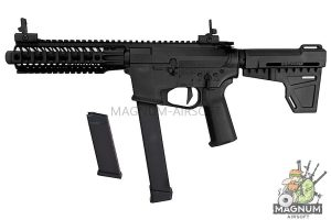 ARES M45S-L AEG (Long) - Black