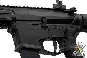 ARES M45S-L AEG (Long) - Black