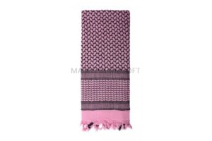 АРАФАТКА Tactical Shemagh  Pink/Black Color код DAGGER DI-9032