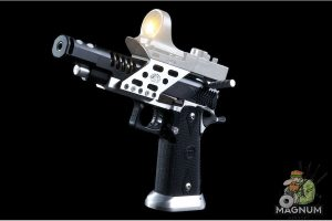 Airsoft Surgeon ST Steel Master Open (two-tone)