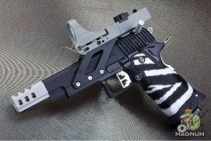 Airsoft Surgeon Infinity White Tiger Open