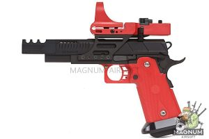 Airsoft Surgeon Entra Red Cat