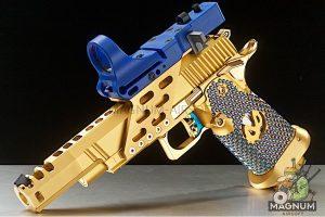 Airsoft Surgeon GMT Master II Gold & Blue