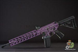 Airsoft Surgeon Super Light Weight AR DX - Purple