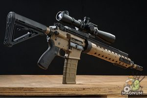 Airsoft Surgeon MK12 TAN