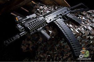 Airsoft Surgeon TAC AK74U GBBR - Black Edition