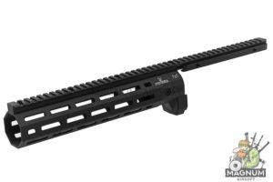 ARES Amoeba CNC M-Lok Handguard for Amoeba STRIKER Series - Black