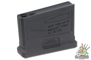 ARES Amoeba 'STRIKER' AS01 / AS02 45 rds Short Magazine - Black