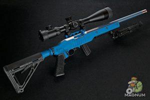 Airsoft Surgeon 1022 Sniper Blue