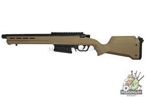 ARES Amoeba 'STRIKER' AS02 Sniper Rifle - Dark Earth