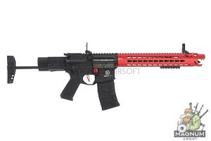 VFC Avalon Leopard Carbine AEG - Red