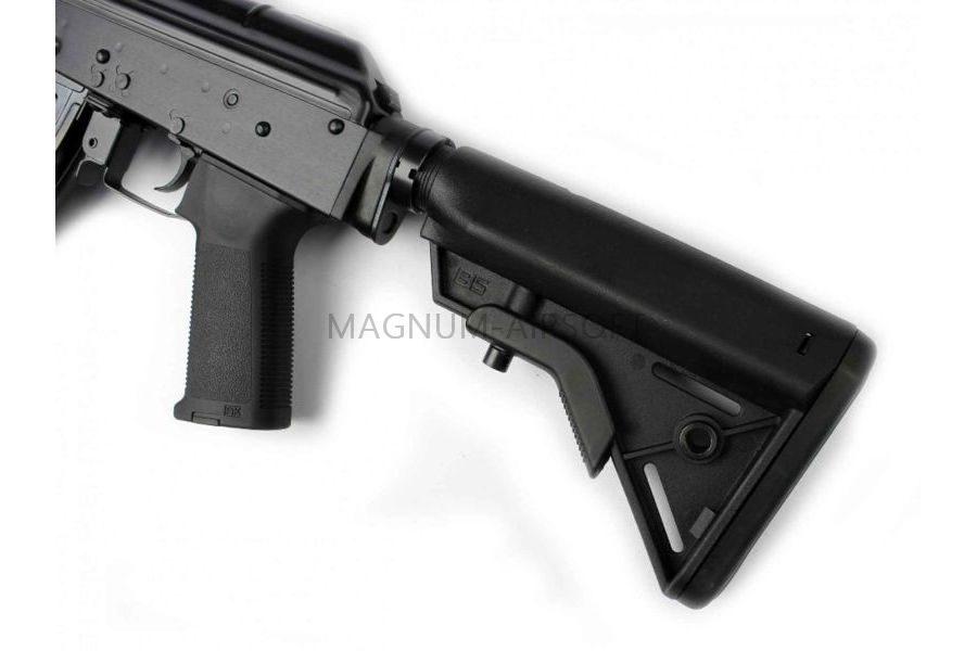 АВТОМАТ ПНЕВМ. E&L ELAK702 Custom AEG  Steel - Platinum EL-A114-A