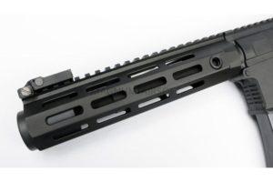 АВТОМАТ ПНЕВМ. E&L M4 ELAR MUR Custom SBR AEG Elite EL-A146E-C
