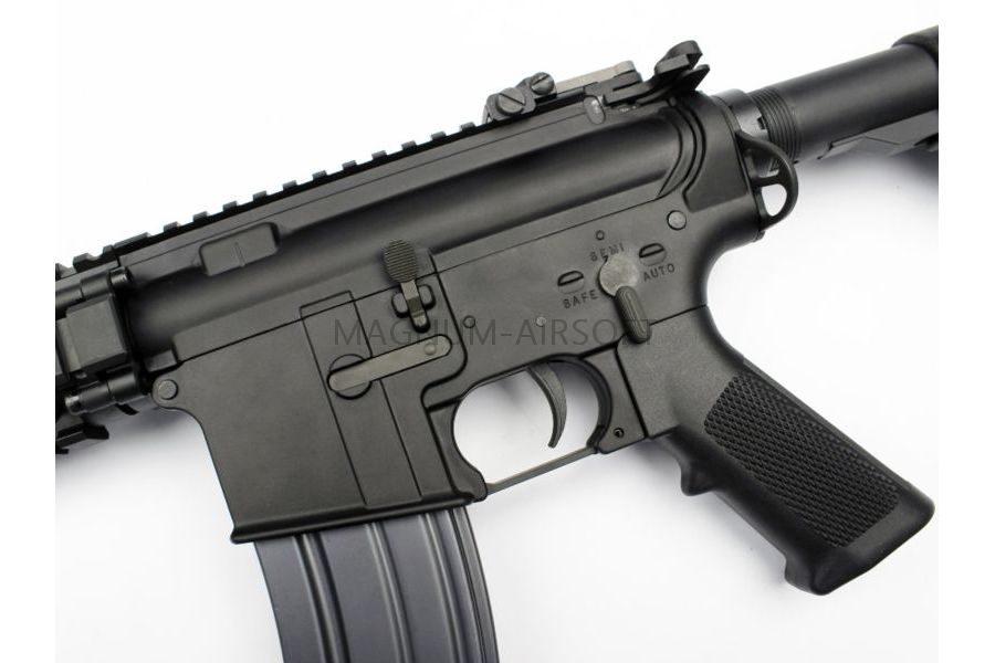 Автомат E&L M4 SOPMODII AEG Platinum EL-A141