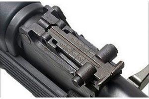 Автомат G&G RK-103 AEG, (140-150m/s) пластик, черный, модель - TGK-103-EVO-BBB-NCM