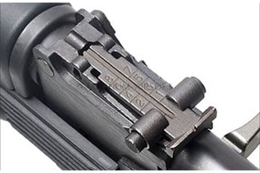 Автомат G&G RK-104 AEG, (140-150m/s)  пластик, черный, модель - TGK-104-EVO-BBB-NCM